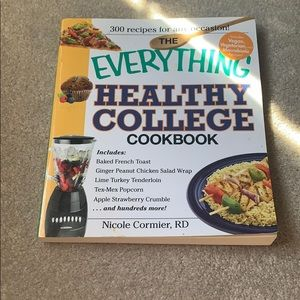 College cookbook